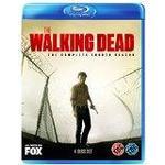 Walking dead blu ray Filmer The Walking Dead - Season 4 [Blu-ray] [2014]